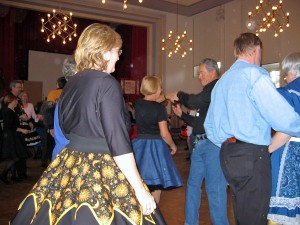 Workshop bei den Crowns & Flames am 19.11.2005